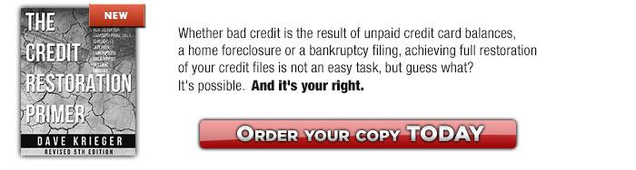 The Credit Restoration Primerbook banner